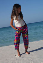 Multicolor Alegro Pants
