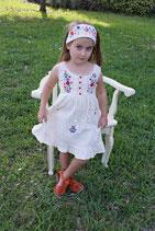 Lily Baby Natural Dress