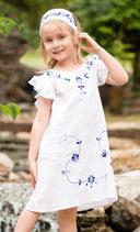 Natalie Hazel Azulejo Dress