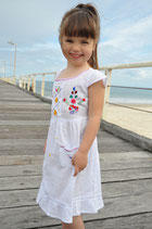 Lily Baby White Dress