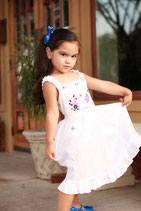 Tita Dress White