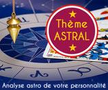 ☼ Thème Astral Complet  ☼