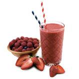 Frutta fresca congelata