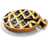 Crostata Mirtillo