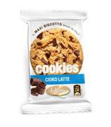 Cookies cioccolatte gr.50