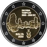 Malta 2020 - Ta Skorba Tempel