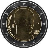 Italien 2019 - Leonardo da Vinci