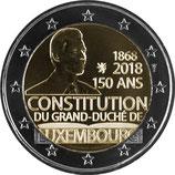 Luxemburg 2018 - Verfassung