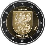 Lettland 2016 - Region Vidzeme