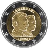 Luxemburg 2006 - Großherzog Henri & Guillaume