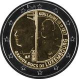 Luxemburg 2017 - Großherzog Guillaume III.