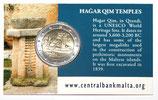 Malta 2017 - Hagar Qim Tempel (mit Münzzeichen)
