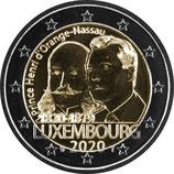 Luxemburg 2020 -  Heinrich von Oranien-Nassau (Henri)