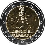 Luxemburg 2018 - Wilhelm I. (Guillaume)