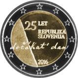 Slowenien 2016 - Unabhängigkeit
