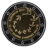 Slowenien 2017 - Euro-Einführung
