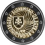 Slowakei 2016 - EU-Ratspräsidentschaft