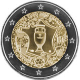 Frankreich 2016 - Fußball-Europameisterschaft