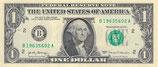 1 Dollar (2017, B - New York, Serie A, UNC+)