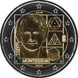 Italien 2020 - Maria Montessori