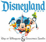 Disneyland Soundtrack Recording Session