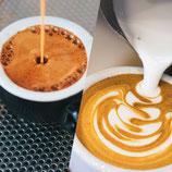 Espresso & Latte Art Kurs - So, 05.12.2021 - Beginn: 10:00 Uhr