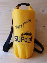 SUPoint Dry Bag yellow