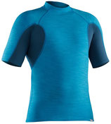NRS Men's HydroSkin 0.5 mm Shirt short sleeve