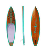 "Makaiboards 2021 HONU ""Bamboo"" Hardboard"