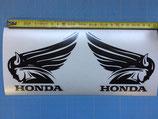 Logo Honda Gauloise Grand modèle