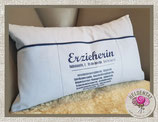 Kuscheliges Kissen für Erzieherinnen