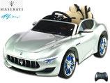 Maserati Alfieri - silber lackiert