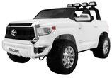 Toyota Tundra XXXL 2 Sitzer - Kinder Elektroauto weiß