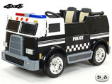 Polizei Truck 110 - Kinder Elektroauto