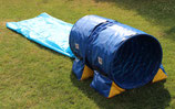 "Callieway® Dog Agility Sacktunnel ""Fun&Slip"" / Agi Sack Tunnel für Agility Training / Welpentraining"