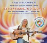 """[CD] Christopher Amrhein - Begleit-CD zum Buch """"Seelenessenz & Urwunde"""" von Eva Denk und Christopher Amrhein"""