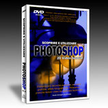 Scoprire e utilizzare photoshop DVD vol 16