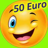 Je fais un Don de 50€ (17€ après réduction d'impôt) ²