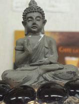 Buddah Farbe: grau