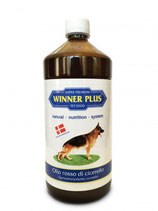 Winner Plus Rotes Sandaal Öl 1000ml