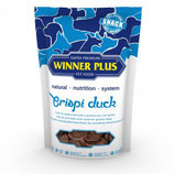 Winner Plus DogSnack Crispi Duck 100g