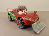 Set met 6 Christmas Holiday Disney Cars