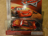 Metallic Lightning McQueen Cars 3