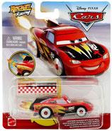Lightning McQueen w/ Blast wall