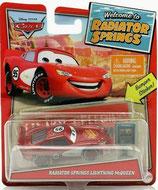 Radiator Sprins Lightning McQueen - Welcome to Radiator Springs