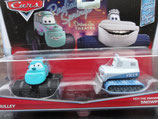 Disney Pixar Cars - Sulley & Yeti
