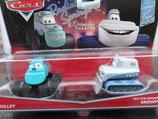 Disney Pixar Cars - Sulley & Yeti