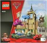 LEGO-Big Bentley's Speelset