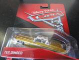 Tex Dinoco Cars 3