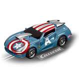 61255 Carrera GO-The Avengers Captain America Stormer
